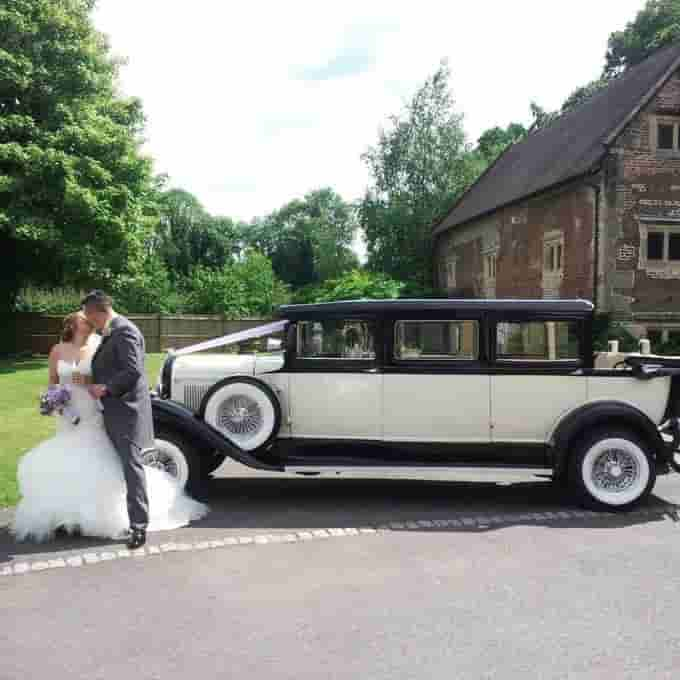 The 10 Best Classic Vintage Wedding Cars In Rotherham For Hire