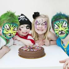 Fab Faces - Children Entertainment , Attleborough,  Face Painter, Attleborough