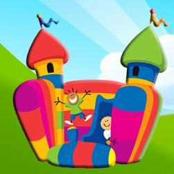 Fritz's Entertainments - Children Entertainment , Truro, Games and Activities , Truro,  Bouncy Castle, Truro Sumo Suits, Truro