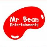 Mr Bean Entertainments Bouncy Castle