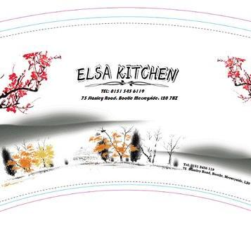 Elsa Kitchen Fish and Chip Van