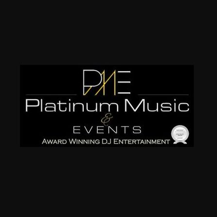 Platinum Music & Events Club DJ