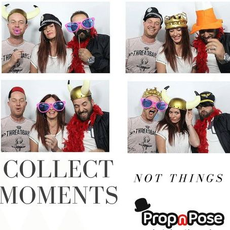 Prop n Pose Photo Booths Photo Booth