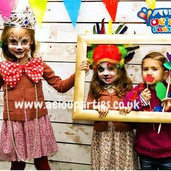 AEIOU Kids Club Clown