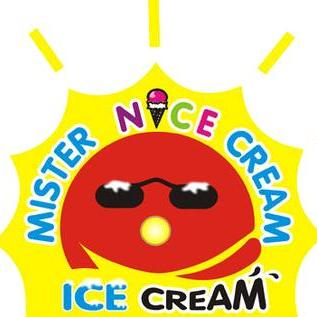 Mister Nice Cream Ice Cream Cart