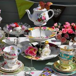 Time for Tea Parties Afternoon Tea Catering