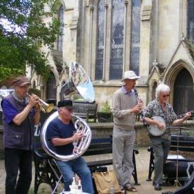 Stamford Stompers Jazz Band