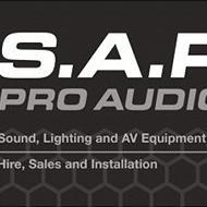 S.A.P Pro Audio Limited - Event Equipment , Kendal,  Projector and Screen, Kendal Jukebox, Kendal Lighting Equipment, Kendal PA, Kendal