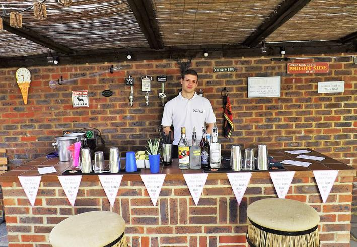 Cocktails in Company - Catering Event planner Event Staff  - Crawley - West Sussex photo