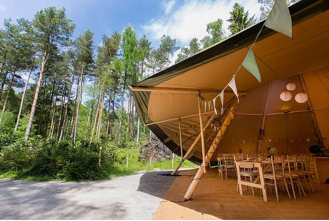 BAR Events UK - Marquee & Tent  - Leeds - West Yorkshire photo
