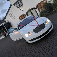 Bentley Hire - Love Wedding Car Hire Wedding car