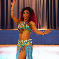 Sasha Safari Belly Dancer