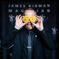 James Kirman Magician Close Up Magician