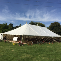 Cotswold Marquees Projector and Screen
