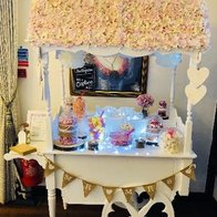 KANDY KONES UK Sweets and Candies Cart