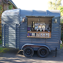 Pour Mobile Coffee and Drinks Bar Catering