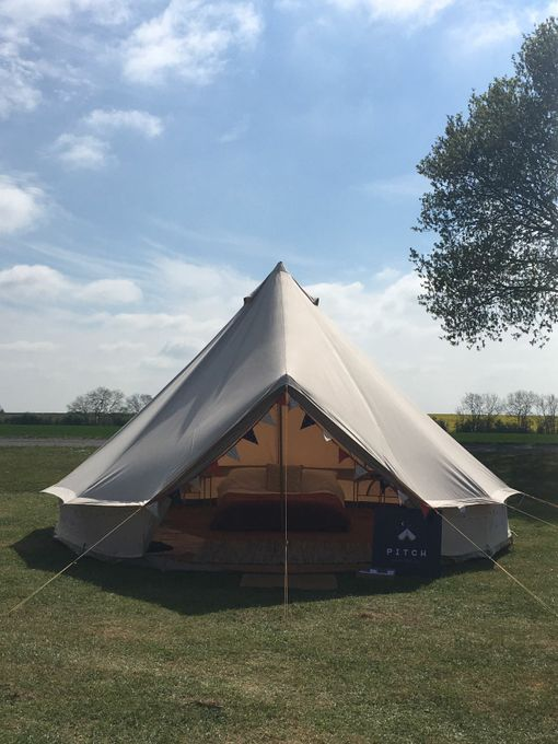Pitch - Marquee & Tent  - London - Greater London photo