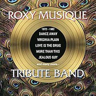 Roxy Musique Wedding Music Band
