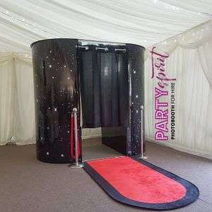 Party Spirit Photo Booth & Magic Mirror Hire undefined