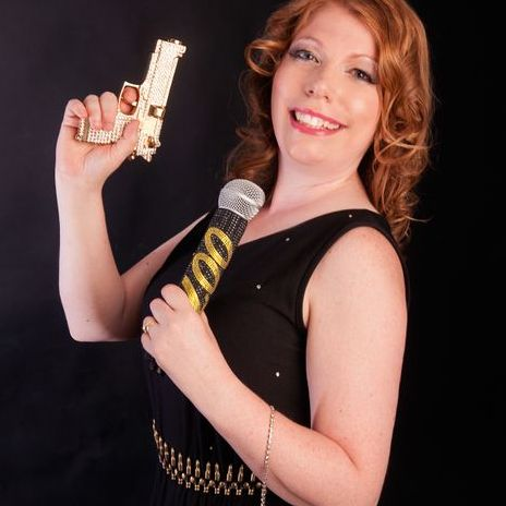 007 Heaven - James Bond Tribute Act Jazz Singer