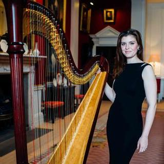 Meredith McCrindle - Harpist Solo Musician