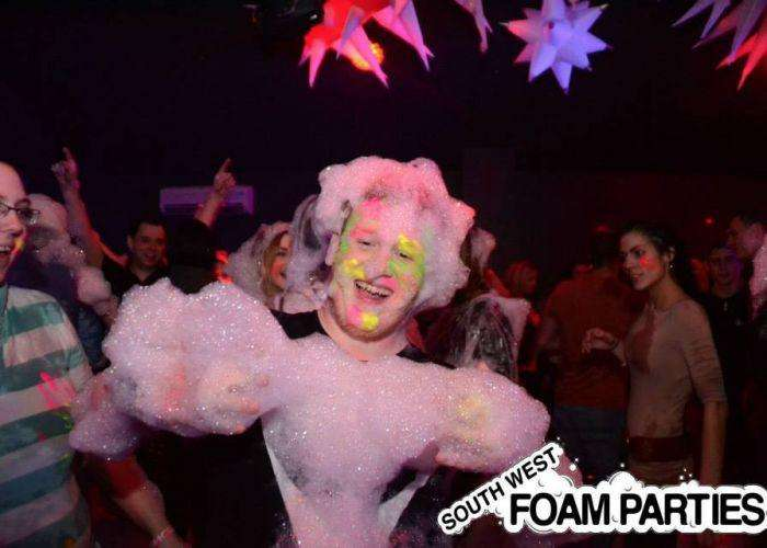 Foam fx - Event Equipment  - Bristol - Avon photo