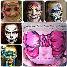 Joanne's Face Painting - Derby Children Entertainment