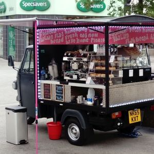 The Real Focaccia - Catering , Surrey,  Pizza Van, Surrey Food Van, Surrey Street Food Catering, Surrey Coffee Bar, Surrey