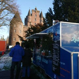 The Rolling Stove Street Food Wedding Catering