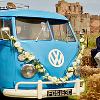 Vintage VW Campers Vintage & Classic Wedding Car
