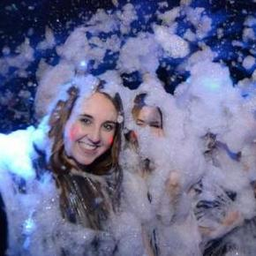 Foam FX Snow Machine