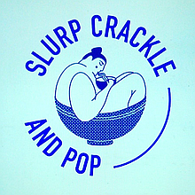 Slurp Crackle and Pop Private Party Catering