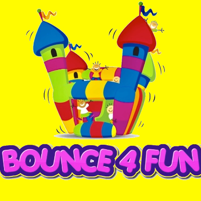 Bounce 4 Fun Bouncy Castle
