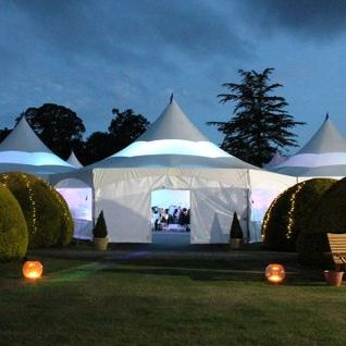 Funky Tents Stretch Marquee