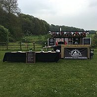 Dorset Wood Fired Pizza Food Van