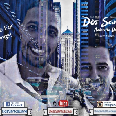 Dos Santos Live Music Duo