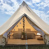 Brighton Bell Tents Tipi