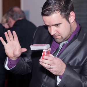 James Wand Wedding Magician