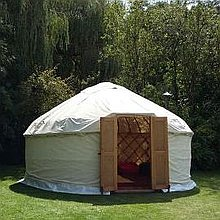 Planet Yurt Nottingham Marquee & Tent