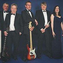 Manhattan Nights Wedding Music Band