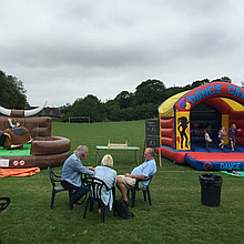 UK Fun Leisure Bouncy Castle