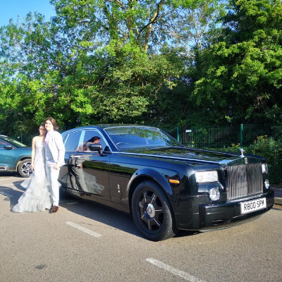 SPM Hire Wedding car