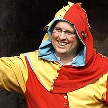 The Conwy Jester Clown