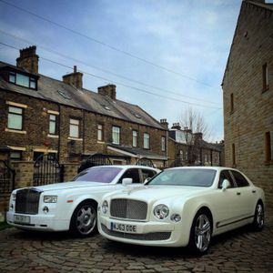 Opulence Executive Travel Chauffeur Driven Car