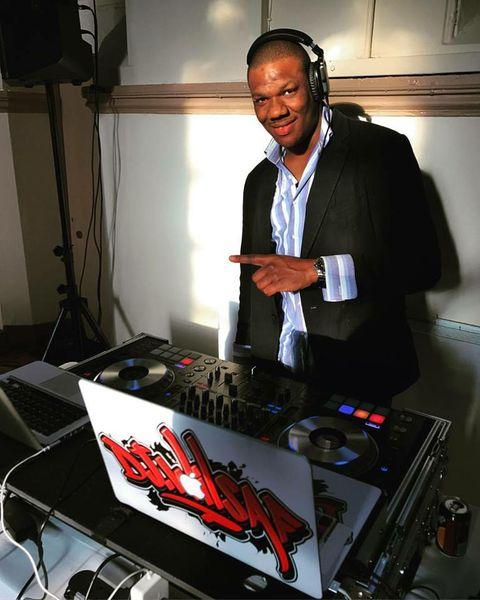DJ WilSAF - DJ , London,  Wedding DJ, London Mobile Disco, London Party DJ, London Club DJ, London