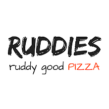 Ruddies Pizza Van