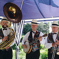 Gaslight Jazz Trio Dixieland Band