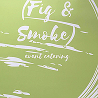 Fig and Smoke Event Catering Afternoon Tea Catering
