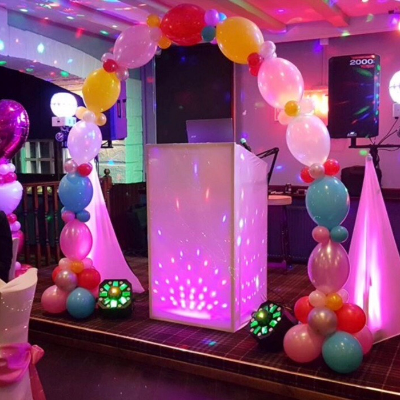 Sounds Fantastic Disco Hire DJ