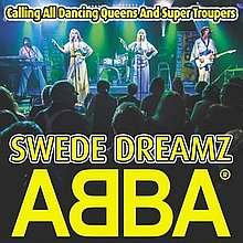 ABBA Tribute Band Swede Dreamz ABBA Tribute Band
